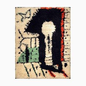 La Serrure Rug by Pablo Picasso, 1955