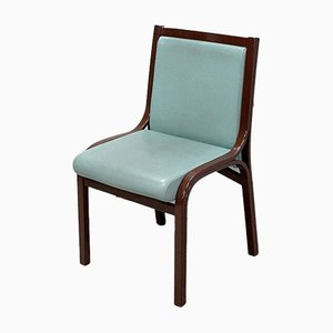 Dining Chairs by Vittorio Gregotti for Poltrona Frau, 1980s, Set of 6
