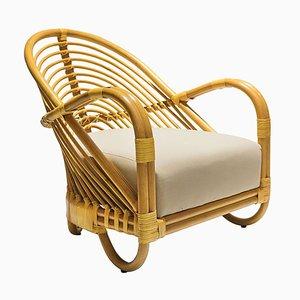 Modell AJ237 Sessel von Arne Jacobsen für Eva Nissen & Co, Dänemark, 1950er