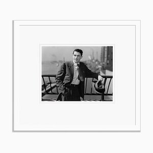 Gregory Peck in Gentleman's Agreement Archival Pigment Print Framed in White by Everett Collection