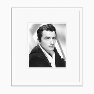 Brooding Gregory Archival Pigment Print Framed in White by Everett Collection