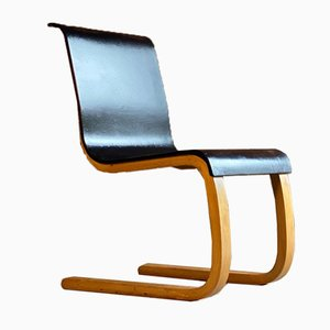 Model 21 Cantilever Side Chair by Alvar Aalto for Finmar, 1934