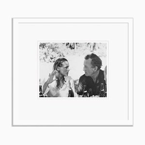 Fleming and Andress Archival Pigment Print Framed in White by Bettmann