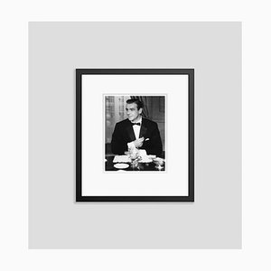 Sean Connery Archival Pigment Print Framed in Black by Bettmann