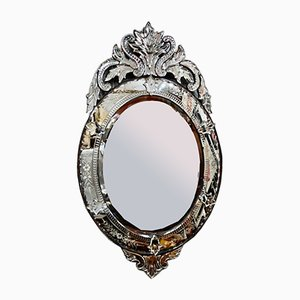Antique Venetian Wall Mirror