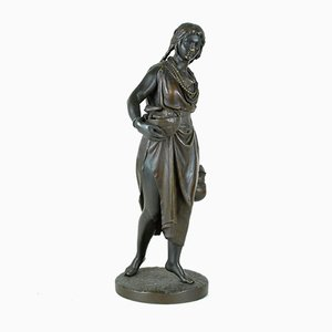 Woman from Domingo Bronze Sculpture from Cumberworth