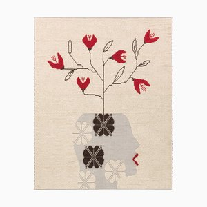 Viso e Rami Carpet by Anna Godeassi for Mariantonia Urru