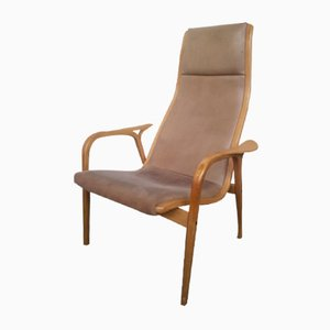 Mid-Century Lamino Chair by Yngve Ekström for Swedese
