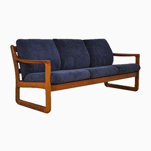 Dänisches Mid-Century Sofa von Johannes Andersen für CFC Silkeborg, 1960er
