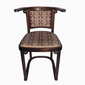 Fledermaus Chair by Josef Hoffmann for Wittmann
