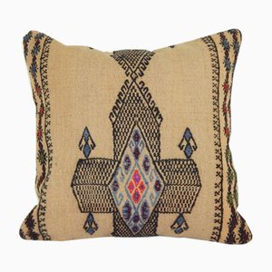 Bohemian Oriental Handmade Kilim Cushion Cover
