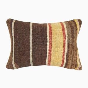 Turkish Hemp Kilim Cushion Cover
