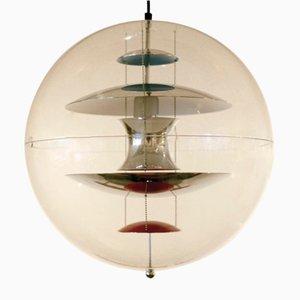 VP Globe Ceiling Lamp by Verner Panton for Verpan, 2000s