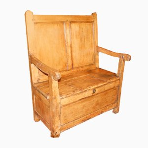 Walisische Box Settle, 1850er