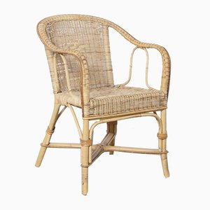 Rattan Chair from Gunther Lambert, 1990s