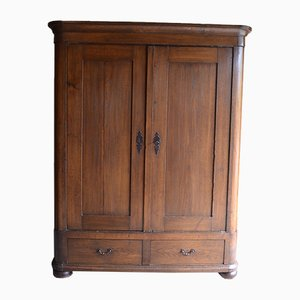 Antique Oak Cabinet