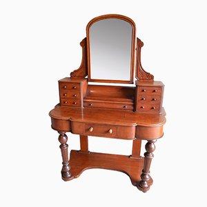 Antique Mahogany Dressing Table