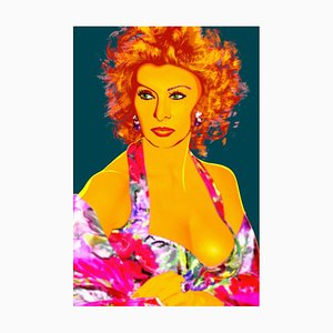 Sophia Loren von Francis Apestéguy, 2007