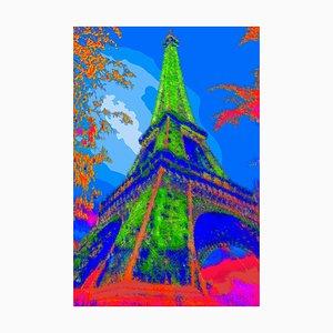 Eiffel Tower by Francis Apestéguy, 2012