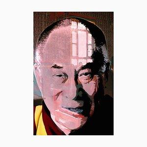 Dalai Lama by Francis Apestéguy, 2014
