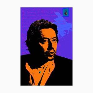 Gainsbourg von Francis Apestéguy, 2017