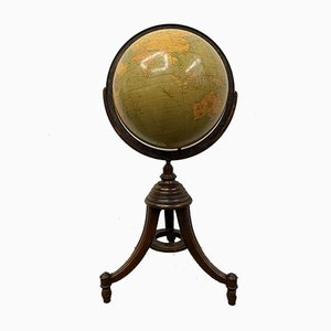Globe from Denoyer Geppert, 1930s