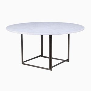 Mid-Century PK54 Dining Table by Poul Kjærholm for E. Kold Christensen