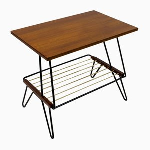 Mid-Century Modern Italian Coffee Table from Mobili Pizzetti, 1950s