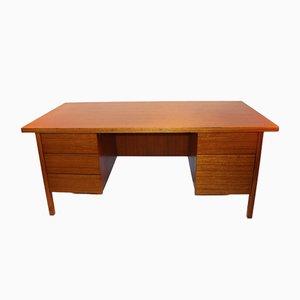 Palisander Schreibtisch, 1960er