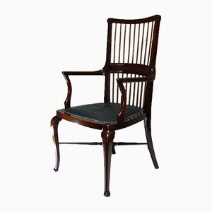 Regency Style Elbow Chair