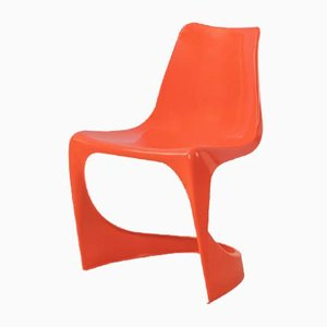Side Chair by Steen Ostergaard for Cado, 1970s