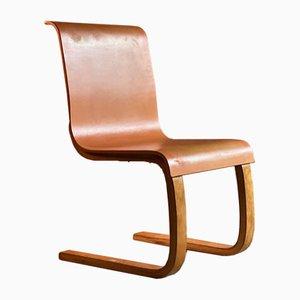 Chaise Cantilever Modèle 21 par Alvar Aalto pour Finmar, 1930s