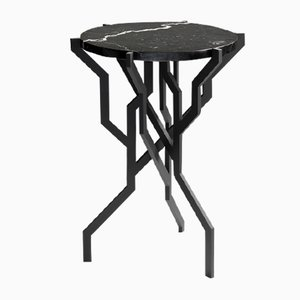 Small Black Plant Table by Kranen/Gille
