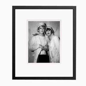 Some Like it Hot Archival Pigment Print Framed in Black by Bettmann