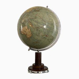 Globe from Columbus, 1922