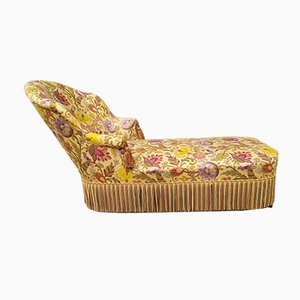 Napoleon III Daybed with Flowers