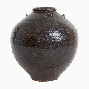French Ceramic Vase, 1920s