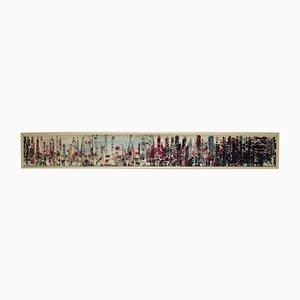 City Silhouette Kunstdrucke von Alexander Xanti Schawinsky, 1950er
