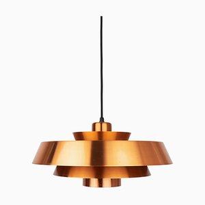 Lampada da soffitto Nova Mid-Century di Johannes Hammerborg per Fog & Mørup