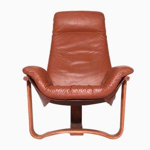 Vintage Manta Lounge Chair by Ingmar Relling for Westnofa