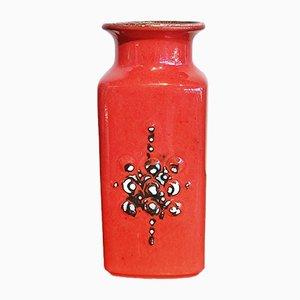 Rectangular No. 7011/25 Vase from Carstens Tönnieshof, 1960s