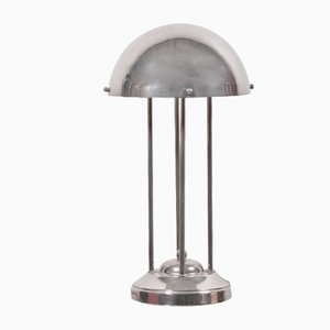 Antique Table Lamp by Josef Hoffmann for Woka