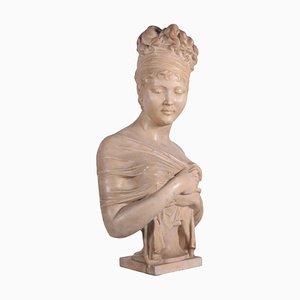 Busto in marmo, Italia, XIX secolo