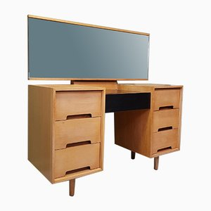 Mid-Century C Range Dressing Table or Desk by John & Sylvia Reid for Stag