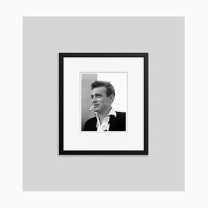 Dean Handsome Portrait Framed in Black by Everett Collection
