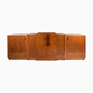 Art Deco High-End Credenza, 1930s