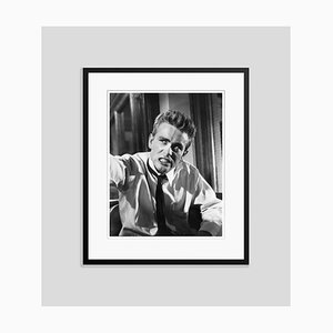 Rebel Without a Cause Archival Pigment Print Framed in Black by Everett Collection