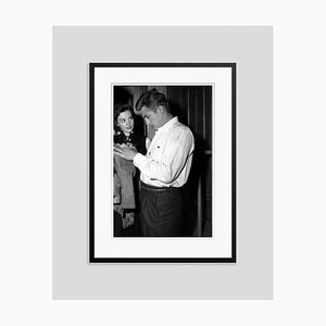Wood & Dean Archival Pigment Print Framed in Black by Everett Collection