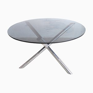 Vintage Dining Table by Renato Zevi for Roche Bobois, 1970s