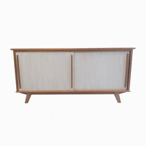 Swiss Alps Oak Alpine Heritage Sideboard, 1950s